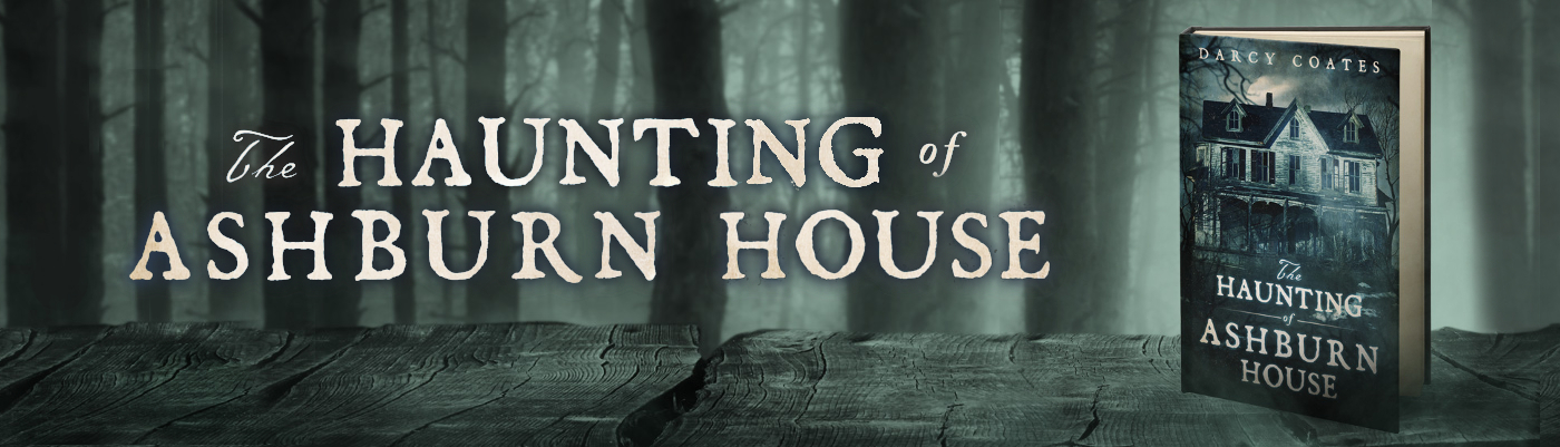 The Haunting of Ashburn House Banner